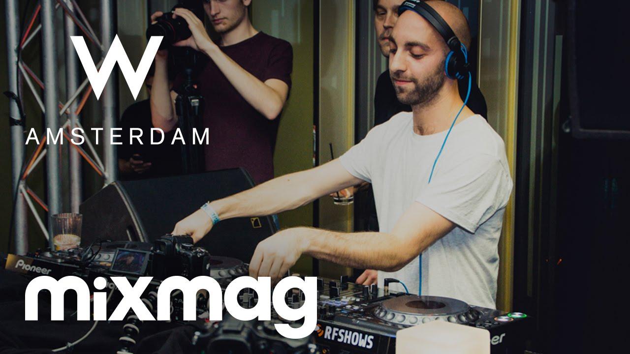 Lauhaus b2b Kabale Und Liebe - Live @ Mixmag x W Amsterdam 2015