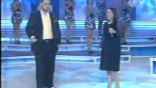 Com Muito Louvor   Robinson Monteiro E Cassiane No Raul Gil
