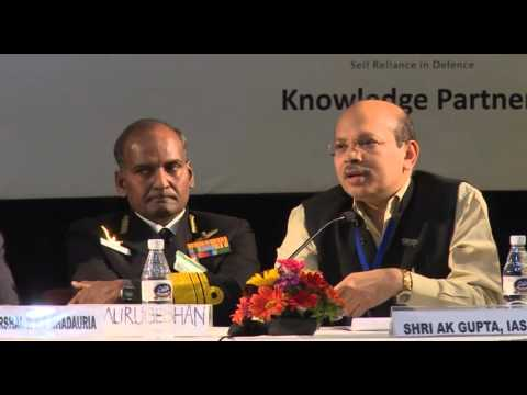 Accelerating Indigenous Design & Development in Defence Part II (with Secy DP A K Gupta)