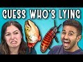 Download Video CAN YOU GUESS WHO'S LYING? | Poker Face #3 (REACT)