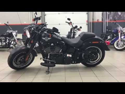 Fat Boy S Harley-Davidson 2016