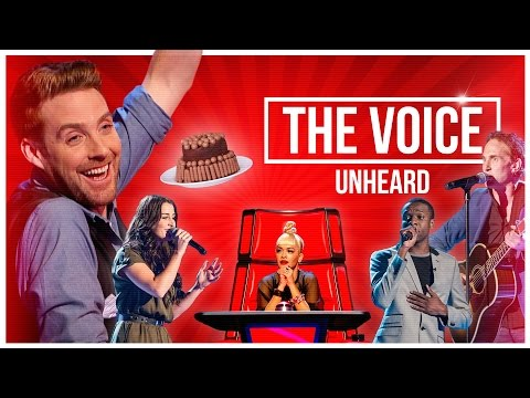 EXCLUSIVE: The Voice Unheard (Blind Auditions 6 round up) - The Voice UK 2015 - BBC One