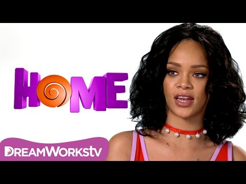 Rihanna and the Music from Home | HOME