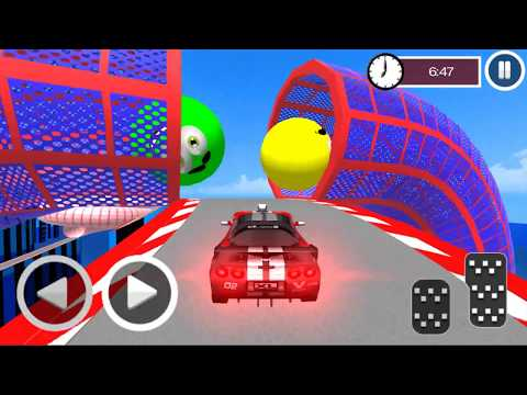 Ultimate Racing Derby Fast Car Stunts #2 - Impossible Car Stunts 3D - Android Gameplay