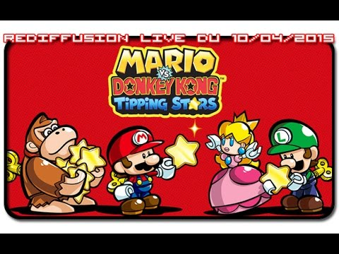 (Redif) Live découverte sur Mario vs Donkey Kong : Tipping Stars
