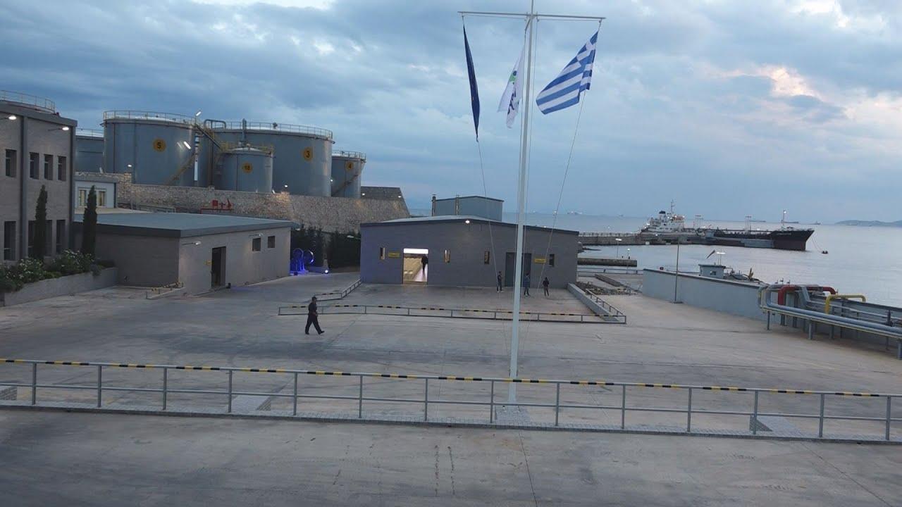 Εγκαινιάσθηκαν οι χερσαίες εγκαταστάσεις της HEC στον Πειραιά