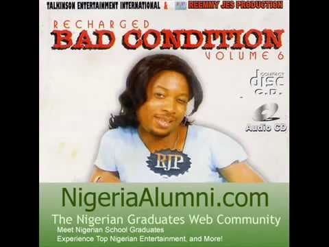 Uche Ogbuagu - Bad Condition (Recharge Card)