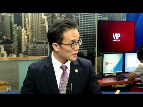 VIP148 Mongolia: Samuel Kim