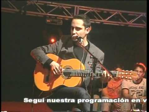 Jorge Drexler video Guitarra y vos - CM Vivo 2007