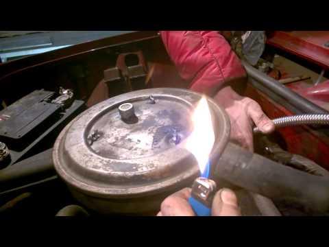 Как уменьшить расход топлива ваз 2107 видео