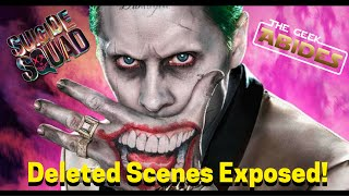 Suicide Squad - Deleted Scenes EXPOSED!