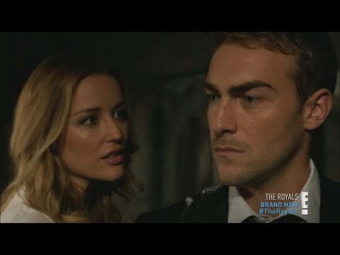 HD Jasper and Eleanor part 15 - The Royals 2x05
