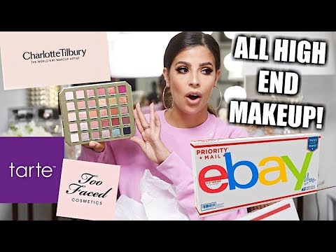 $200 EBAY MYSTERY BOX ...ALL HIGH END MAKEUP omg...