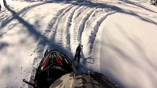 8. Back Country Snowmobiling