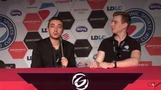 [PGW2014] Interview Mikael Bertheau - Roccat France