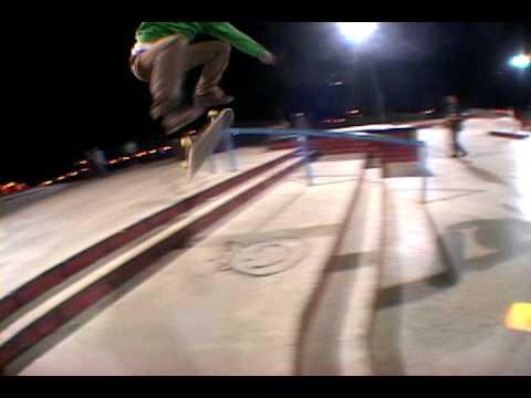 Davenport Skatepark Clips