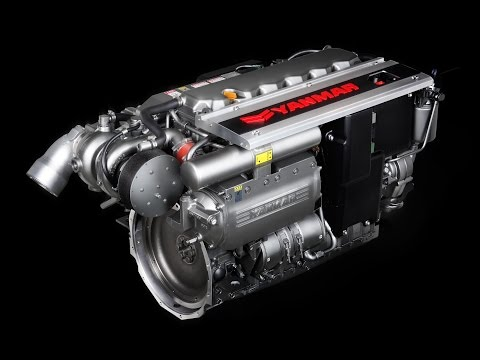 YANMAR 6LY engine series - introduction movie