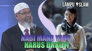 Video Anastasya Ingin Tahu NABI MANA YANG HARUS DIIKUTINYA | DR. ZAKIR NAIK MP3, 3GP, MP4, WEBM, AVI, FLV Februari 2019