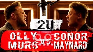 Video David Guetta ft Justin Bieber - 2U (SING OFF vs. Olly Murs) MP3, 3GP, MP4, WEBM, AVI, FLV Maret 2018