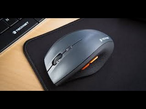 Tecknet wireless mouse Unboxing and full Review, Best Budget Mouse.