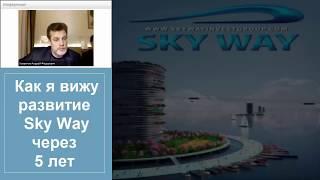 SkyWay на ближайшие 5 лет