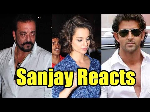 Here's What Sanjay Dutt Has To Say About Kangana R