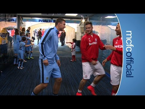 Video: TUNNEL CAM | City 0-1 Stoke