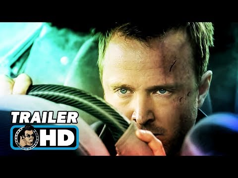Need For Speed   Official Trailer | Featuring Aaron Paul & Kid Cudi