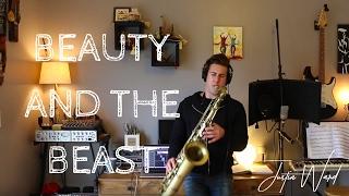 Video Justin Ward- Beauty And The Beast MP3, 3GP, MP4, WEBM, AVI, FLV Maret 2017