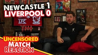 Pérez Punishes Poor Liverpool | Newcastle 1-0 Liverpool | Uncensored Match Reaction Show