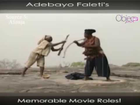 Compilation of Adebayo Faleti's Roles in Epic Yoruba Movies - A Tribute