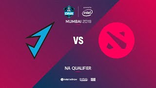 J.Storm vs  Flying Penguins, ESL One Mumbai NA Quals, bo5, game 1 [Maelstorm & Inmate]