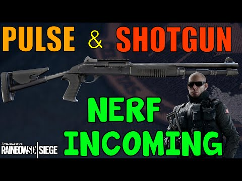 Video RIP PULSE AND SHOTGUNS: Incoming Patch News - Rainbow Six Siege download in MP3, 3GP, MP4, WEBM, AVI, FLV January 2017