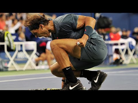 top five point of rafa nadal!