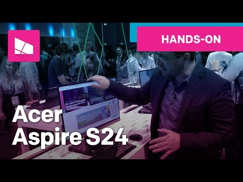 , title : 'Acer Aspire S24 hands-on'