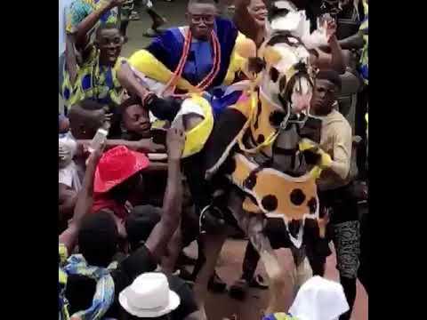 Ojude oba festival 2018. Balogun Alatishe