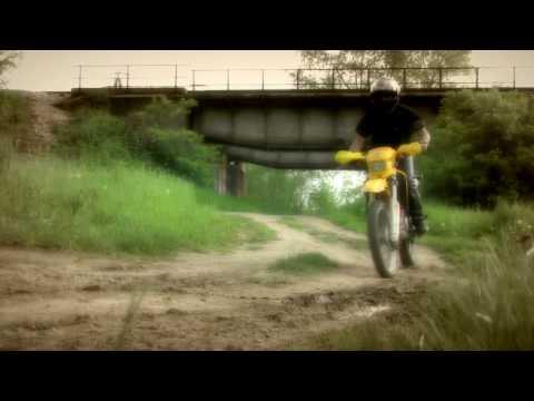 Hyosung RX 125 - enduro moto clip 2010
