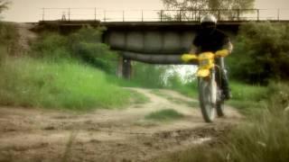 10. Hyosung RX 125 - enduro moto clip 2010