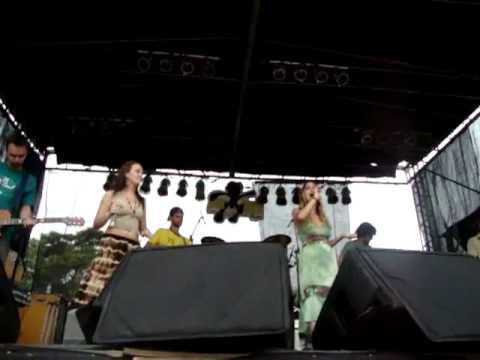 Banda Reguera no tributo a Bob Marley em Itu