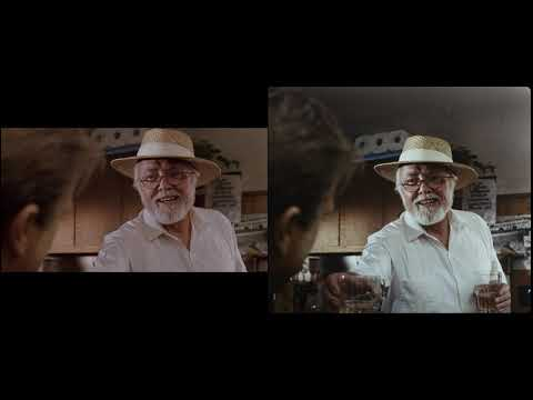 Jurassic Park (1993) 4K Blu-ray VS 35mm Film Scan