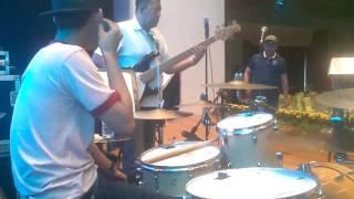 soundcheck ayai-ilusi (eware drum)