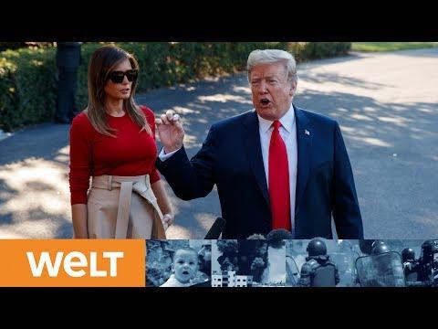 NATO-GIPFEL: Für Trump ist Deutschland eine Geisel Russlands