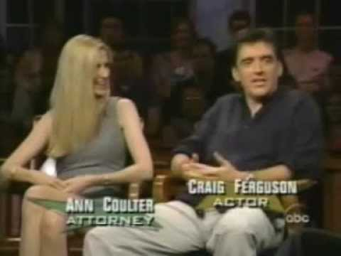 Politically - Air Date: June 1st, 2001 Panelists: Craig Ferguson, Dave Matthews, Florence Henderson & Ann Coulter.