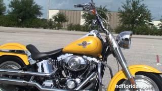 8. Used 2006 Harley Davidson Fatboy Motorcycle for sale - Ocala, FL