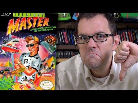 Treasure Master (NES) Angry Video Game Nerd