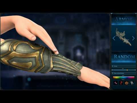 Touch her and start to play this 3D Action RPG. Enjoy!