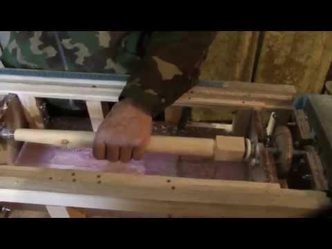 Видео как сделать станок по дереву
