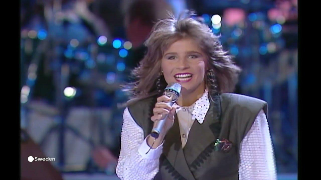 Carola - Fångad Av En Stormvind (Rootsi 1991)