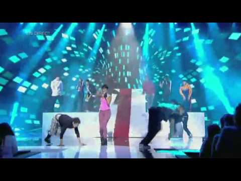 Rihanna - Don't Stop the Music Live At NRJ Music Awards 2008