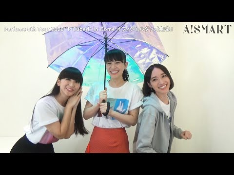 """, title : '【アスマート】Perfume 8th Tour 2020 """"P Cubed"""" in Dome グッズ'"""